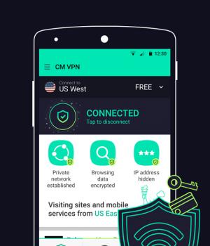 CM Security VPN Ekran Görüntüleri - 5