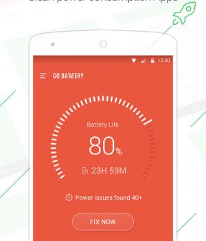 GO Battery Pro Ekran Görüntüleri - 1