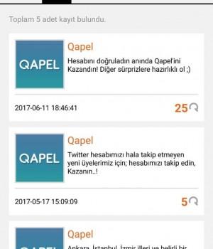 Qapel Ekran Görüntüleri - 2