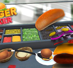 Burger Maker - AR Ekran Görüntüleri - 1