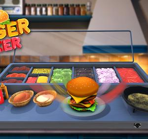 Burger Maker - AR Ekran Görüntüleri - 2