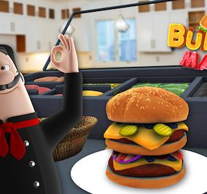 Burger Maker - AR Ekran Görüntüleri - 4