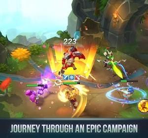 Dungeon Hunter Champions Ekran Görüntüleri - 4