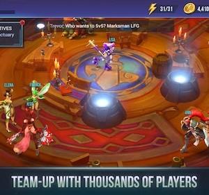 Dungeon Hunter Champions Ekran Görüntüleri - 2