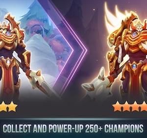 Dungeon Hunter Champions Ekran Görüntüleri - 1