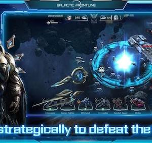 Galactic Frontline Ekran Görüntüleri - 4