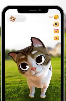 Meow! - AR Cat Ekran Görüntüleri - 1
