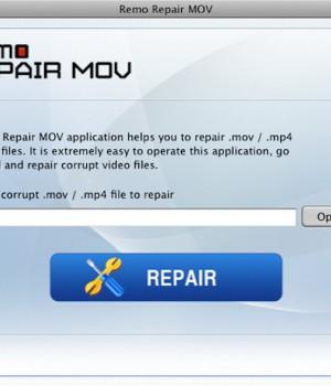 Remo Repair MOV Ekran Görüntüleri - 1