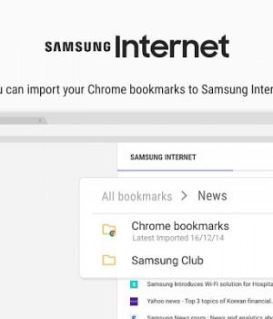 Samsung Internet Browser Ekran Görüntüleri - 2