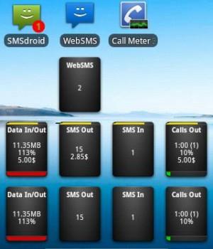 Call Meter 3G Ekran Görüntüleri - 1