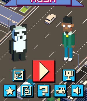 Desiigner's Panda Rush Ekran Görüntüleri - 3