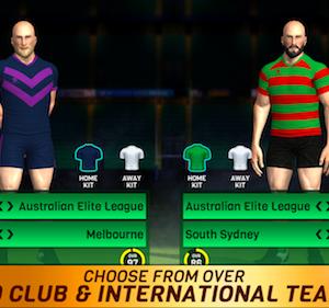 Rugby League 18 Ekran Görüntüleri - 2