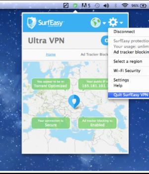 SurfEasy VPN Ekran Görüntüleri - 4