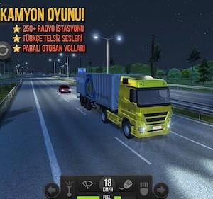 Truck Simulator 2018 Ekran Görüntüleri - 2