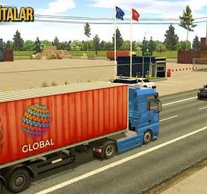 Truck Simulator 2018 Ekran Görüntüleri - 7