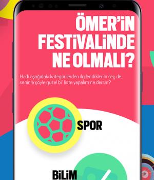 İstanbul Gençlik Festivali Ekran Görüntüleri - 4