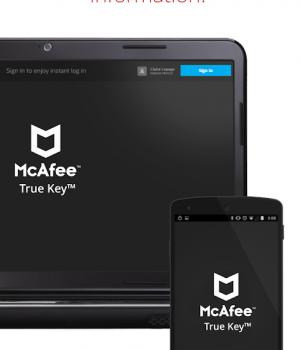 McAfee True Key Ekran Görüntüleri - 2