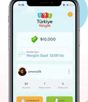 Türkiye Yarışta Ekran Görüntüleri - 1