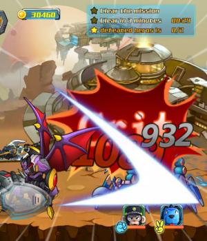 Armor Beast Arcade Fighting 2 Ekran Görüntüleri - 2