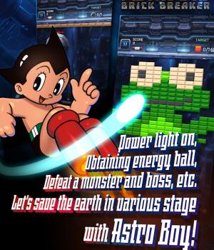 Astro Boy:Brick Breaker Ekran Görüntüleri - 1
