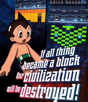Astro Boy:Brick Breaker Ekran Görüntüleri - 3