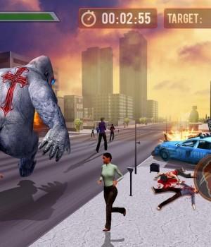 Mad Gorilla Rampage: City Smasher 3D Ekran Görüntüleri - 1