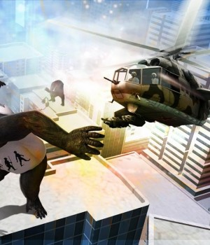 Mad Gorilla Rampage: City Smasher 3D Ekran Görüntüleri - 2