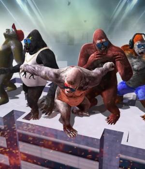 Mad Gorilla Rampage: City Smasher 3D Ekran Görüntüleri - 3