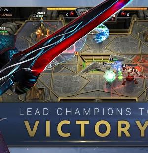 RIVAL: Crimson x Chaos Ekran Görüntüleri - 2