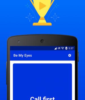 Be My Eyes Ekran Görüntüleri - 1