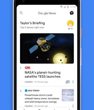 Google News Ekran Görüntüleri - 1