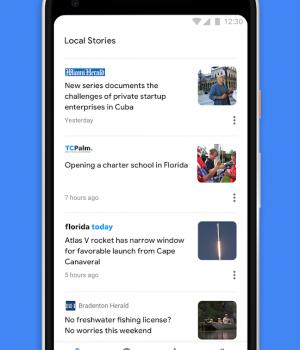 Google News Ekran Görüntüleri - 4