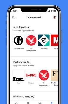 Google News Ekran Görüntüleri - 5