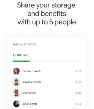 Google One Ekran Görüntüleri - 4