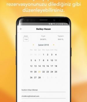 İzmir Mekan Rehberi Ekran Görüntüleri - 6