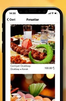 İzmir Mekan Rehberi Ekran Görüntüleri - 3
