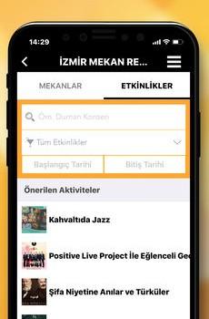 İzmir Mekan Rehberi Ekran Görüntüleri - 5