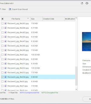 MiniTool Power Data Recovery Free Edition Ekran Görüntüleri - 3