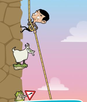 Mr Bean - Risky Ropes Ekran Görüntüleri - 1