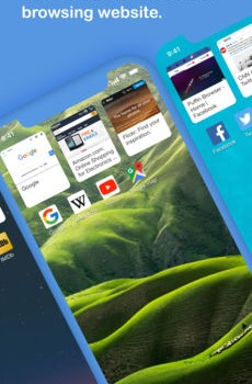 Puffin Browser Lite Ekran Görüntüleri - 1