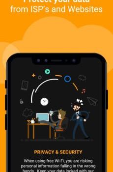 VPNhub Ekran Görüntüleri - 4