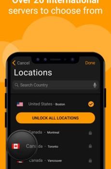 VPNhub Ekran Görüntüleri - 5