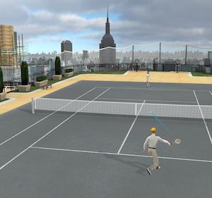 World of Tennis: Roaring '20s Ekran Görüntüleri - 7