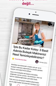 Yemek.com Ekran Görüntüleri - 5