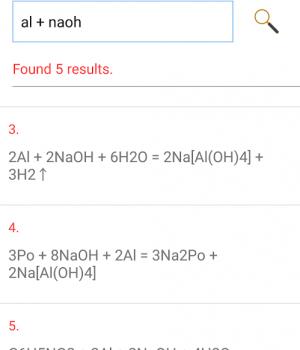 Chemistry Helper Ekran Görüntüleri - 2