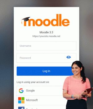 Moodle Mobile Ekran Görüntüleri - 2