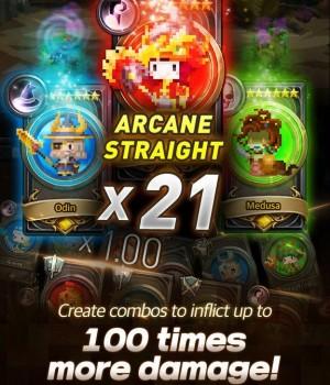 Arcane Straight: Summoned Soul 1 - 1