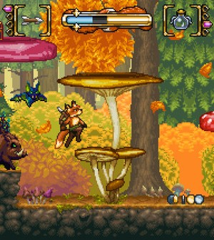Fox n Forests 4 - 4