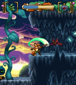 Fox n Forests 1 - 1