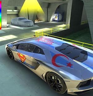 Aventador Drift Simulator 2 Ekran Görüntüleri - 5